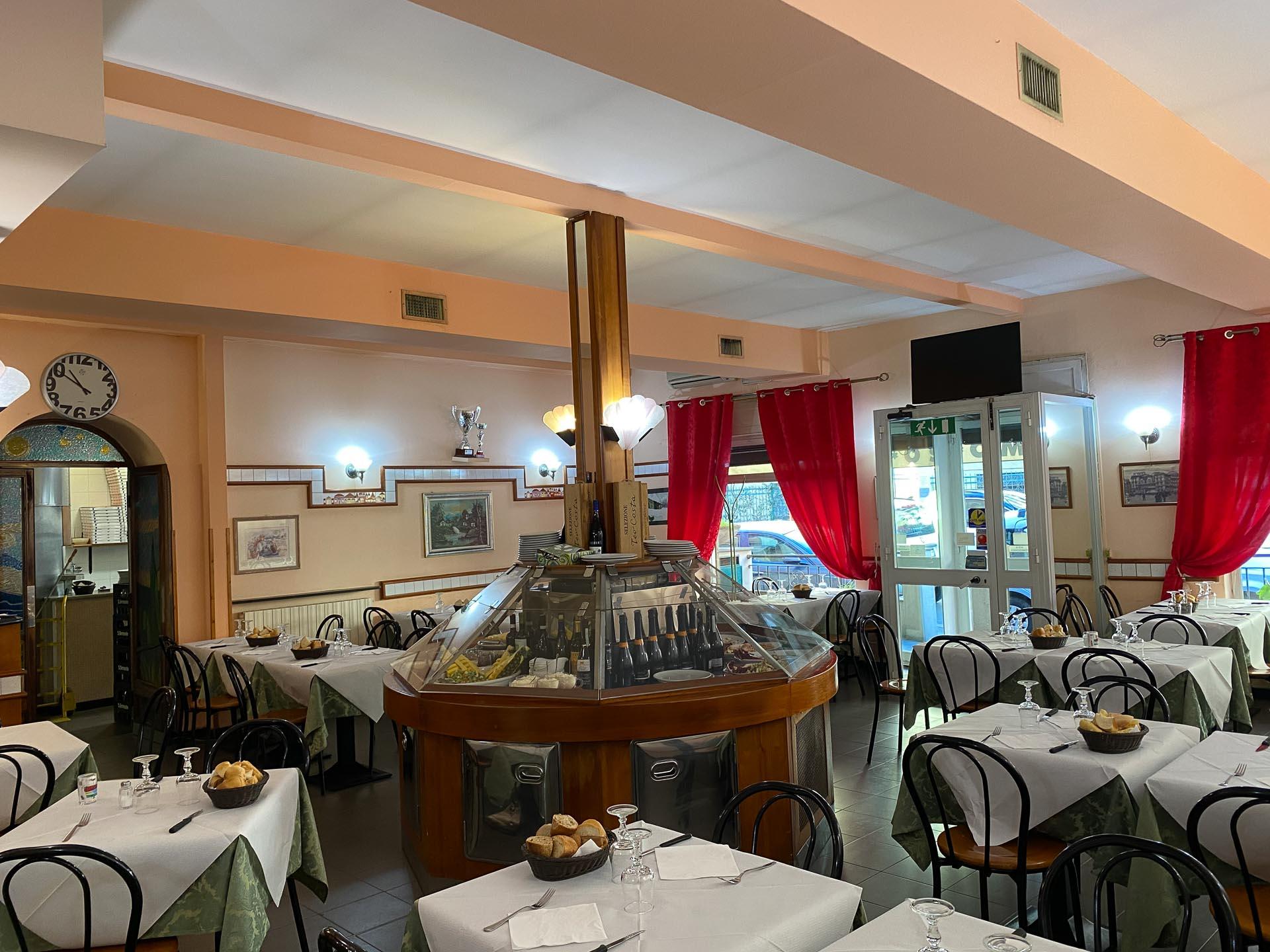 Pizzeria O Sole Mio Genova-19
