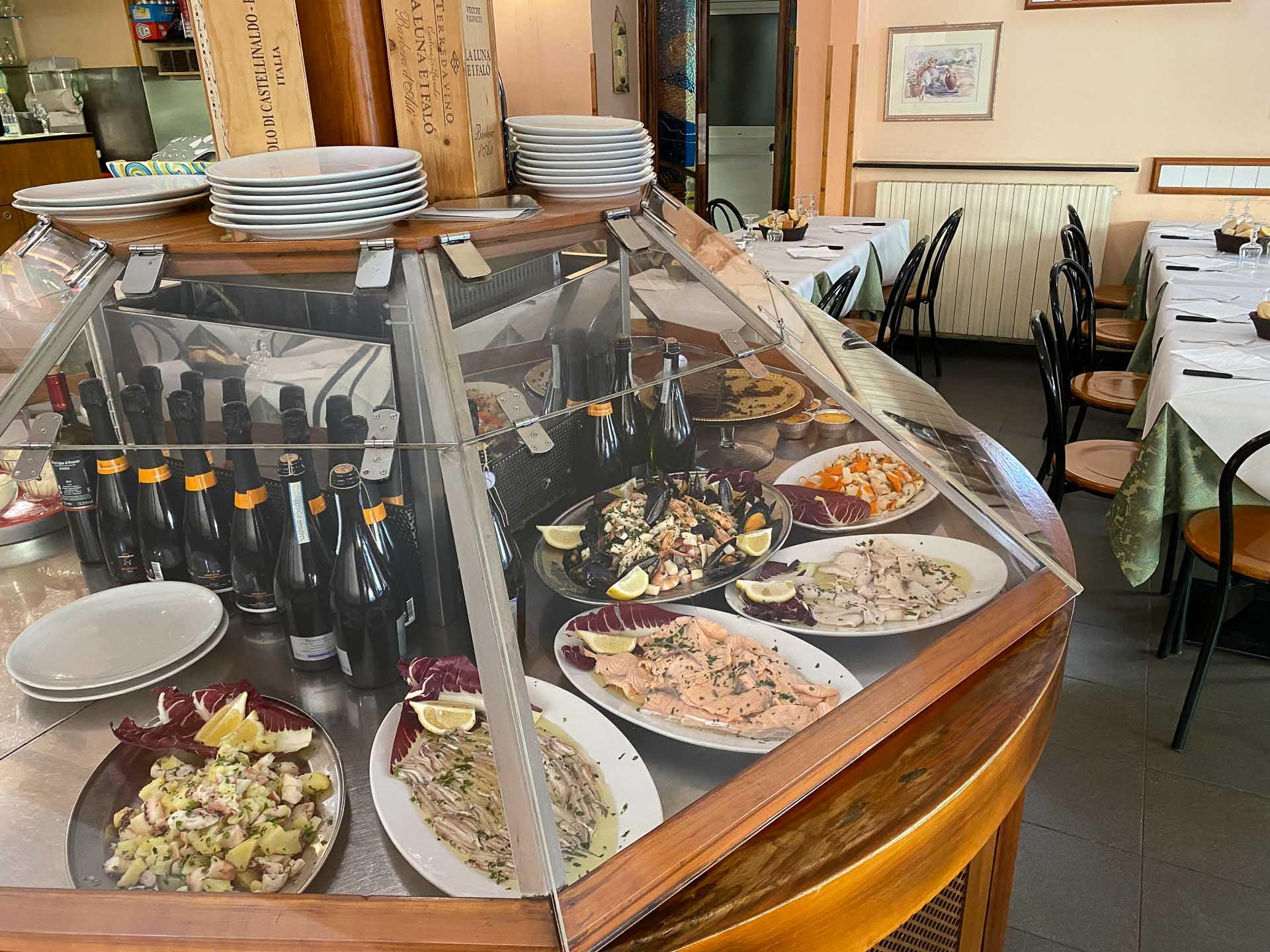 Pizzeria O Sole Mio Genova-20